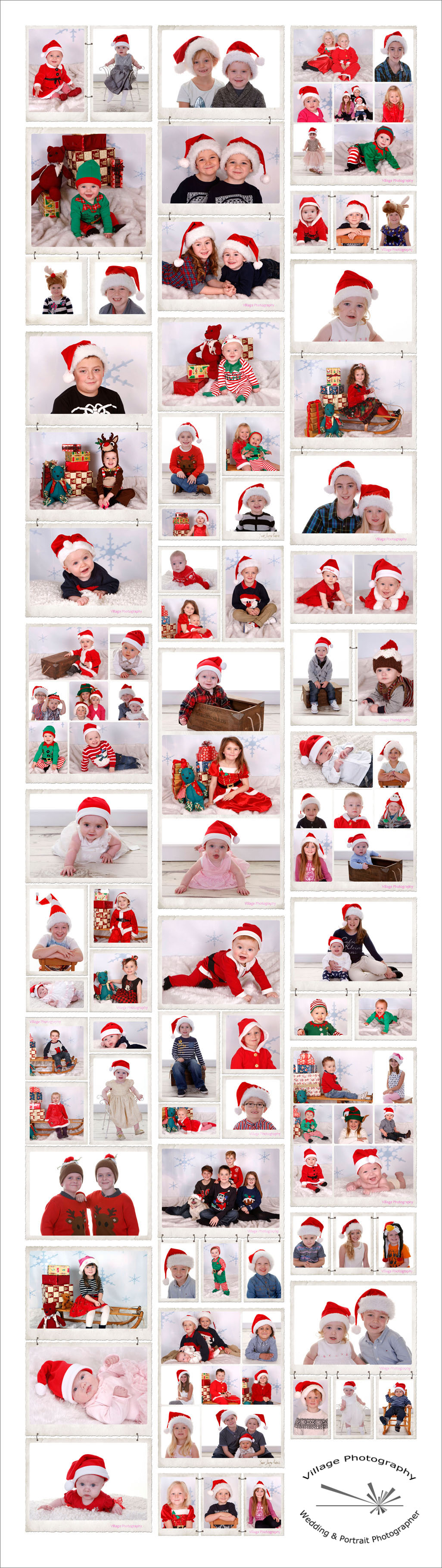 christmas cute kidz entries