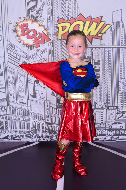 Super Hero Photo Shoot North East Super Woman