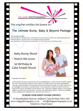 ultimate bump baby & beyond package