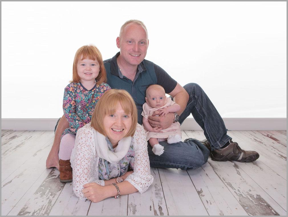 Newcastle Family Portrait Photographer