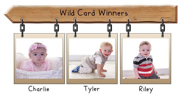 wild card round winners