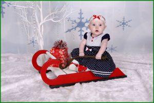 Christmas Portrait Photo Shoot, Newcastle, Gateshead, Village Photography