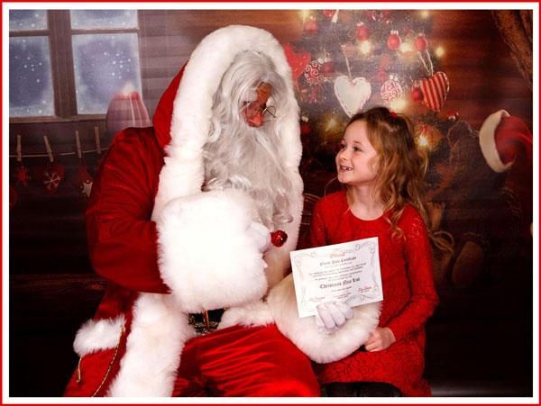 Christmas themed photoshoot, Village Photography Newcastle