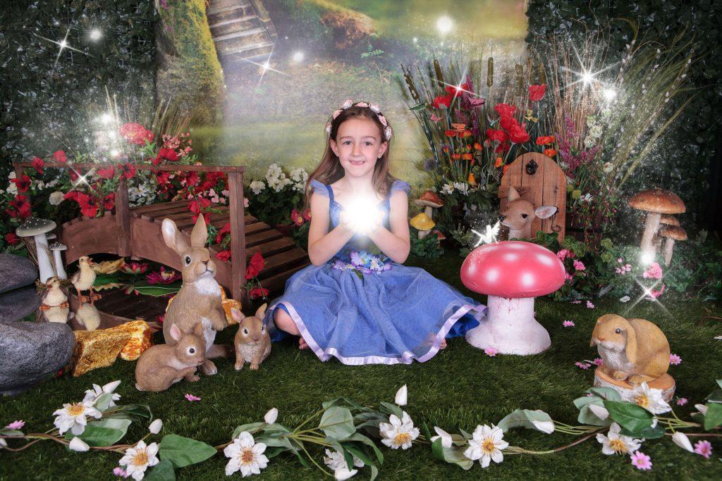 Fairy & Elves Photoshoot, Village Photography, Newcastle