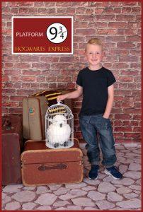 Harry Potter Themed Photoshoot, Village Photography Hebburn