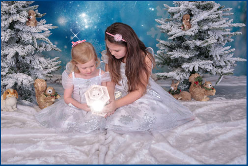 Frozen themed fairy shoot, Village Photogrphy, Hebburn
