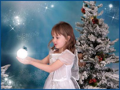 Frozen Fairies Photo shoot, Village Photography, Hebbun