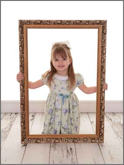 Village Photography -  Childrens portrait